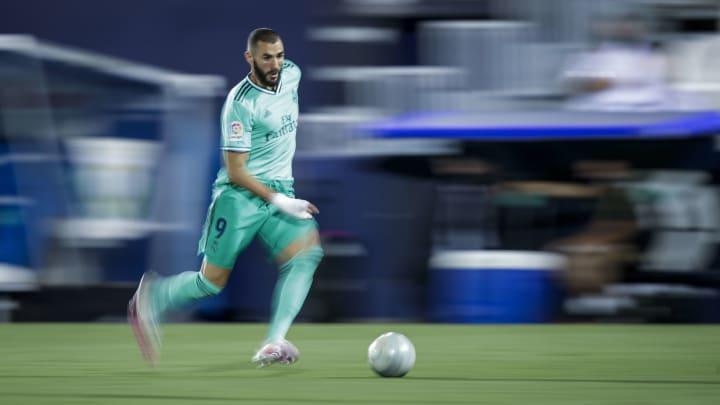 Karim Benzema spielte für Real Madrid ein ganz starke Saison
