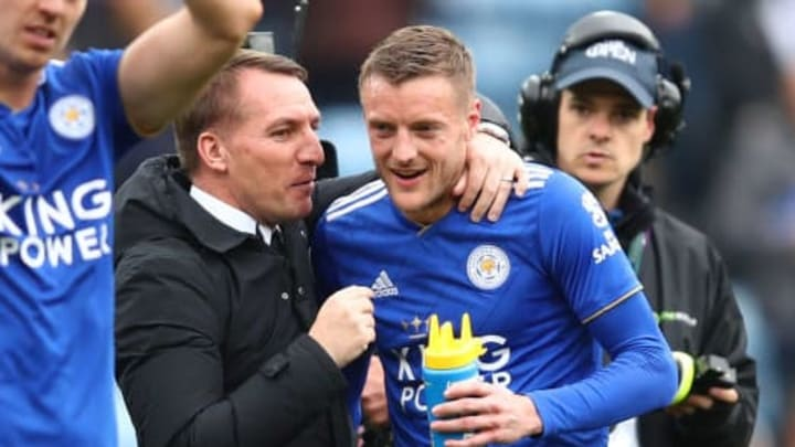 Jamie Vardy's goalscoring exploits have put Leicester back in the European spotlight