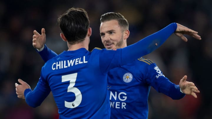James Maddison, Ben Chilwell