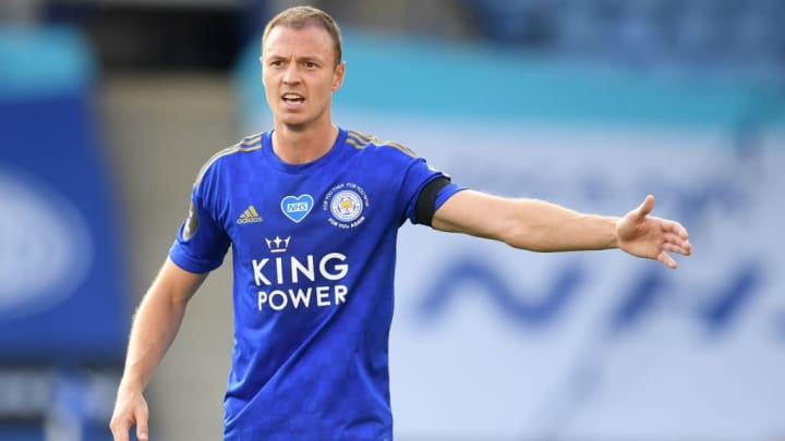 Jonny Evans has improved with age