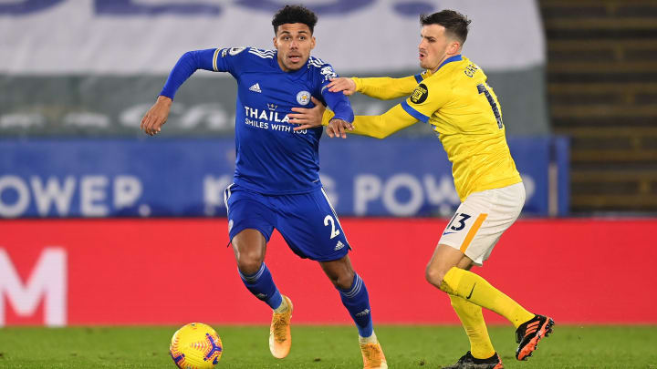James Justin Is the 'One Size Fits All' Hero Leicester Need