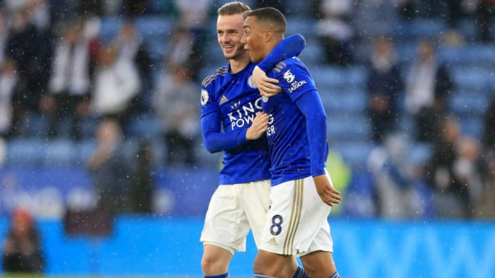 James Maddison, Youri Tielemans