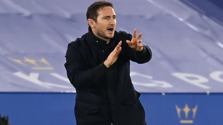Frank Lampard needs a win more than ever