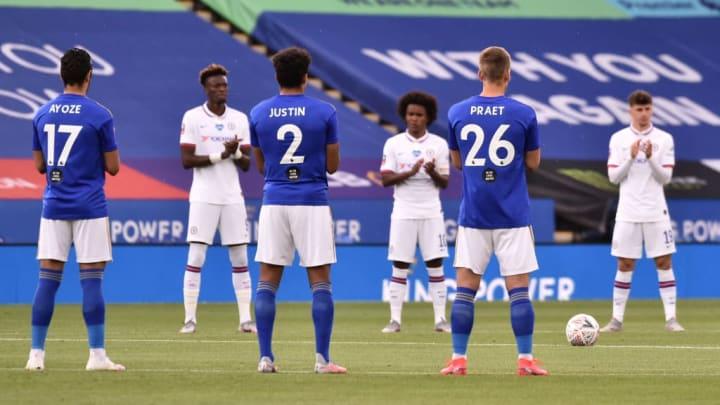Leicester City v Chelsea FC - FA Cup: quart de finale