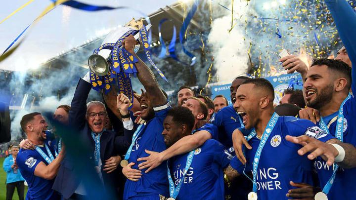 Leicester City a certainement réalisé le plus grand exploit de l'histoire de la Premier League.