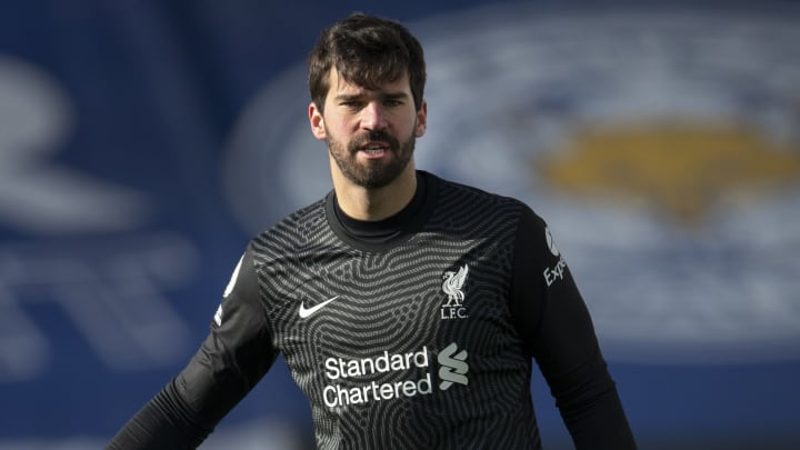 Alisson was determined to return home to Brazil