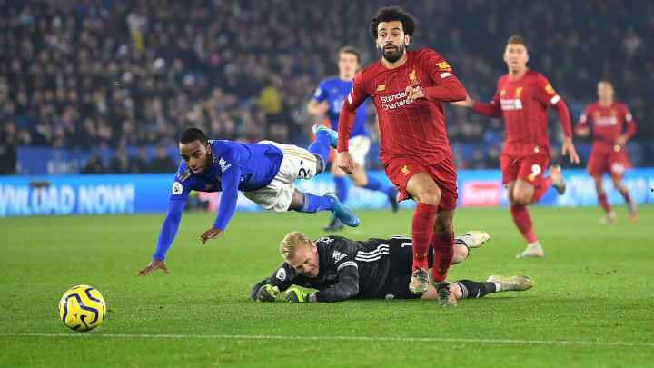 Mohamed Salah will miss Sunday's game after returning a third positive COVID19 test.