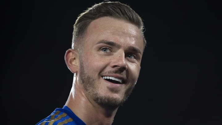 James Maddison in the Premier League