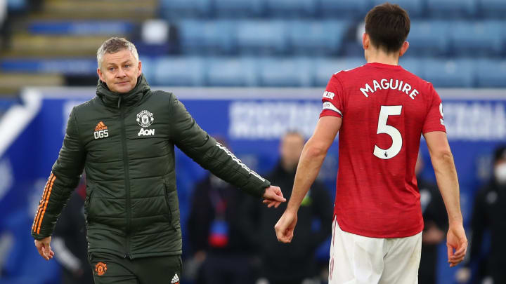 Ole Gunnar Solskjaer discussed Man Utd's dressing room