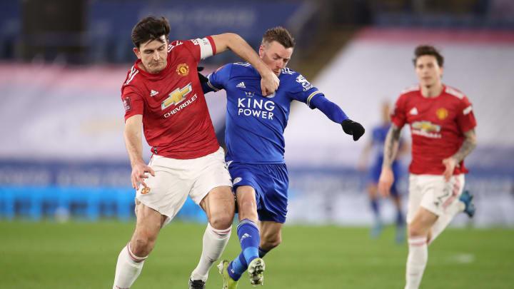 Manchester United sucht einen Top-Partner für Harry Maguire