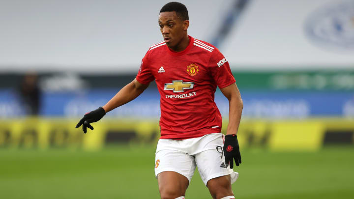 Anthony Martial's future is up in the air