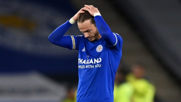 Leicester are back in a top-four battle