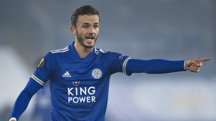 Maddison is yet to rediscover his best form after injury