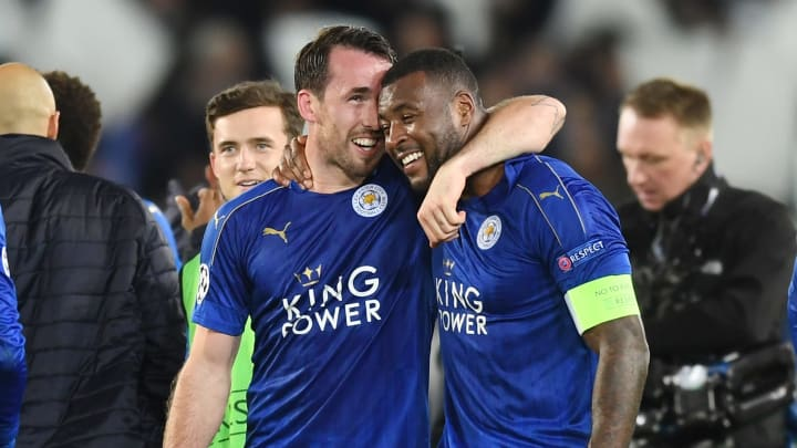 Premier League title winners Christian Fuchs & Wes Morgan are both leaving Leicester this summer