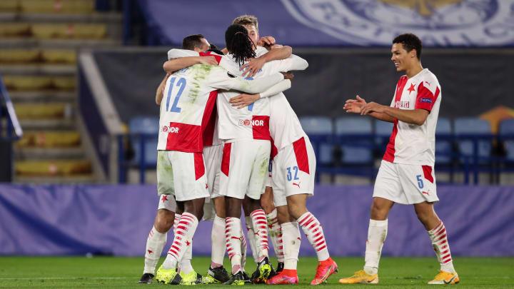 Slavia fully deserved their impressive win