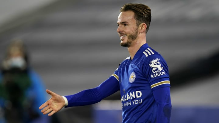 Maddison has been in superb form of late