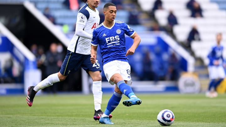 Liverpool see Tielemans as a potential replacement for Wijnaldum