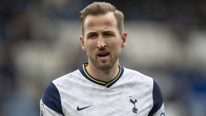 Harry Kane is keen to join Man City this summer