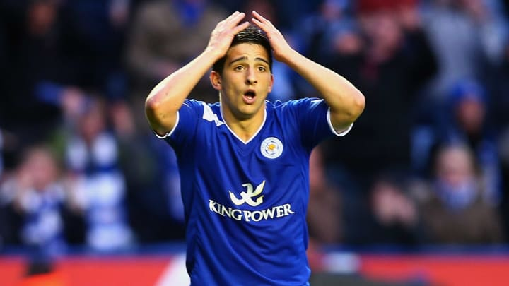 Anthony Knockaert's miss is one of the most famous