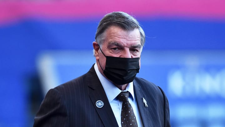 Allardyce says he will finish the job at West Brom