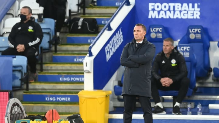Brendan Rodgers will lead Leicester to their first FA Cup final in 52 years