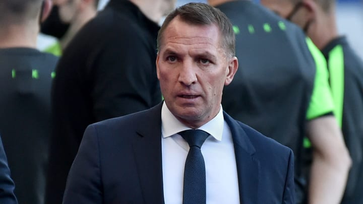 Brendan Rodgers has ruled himself out of the running for the Tottenham job