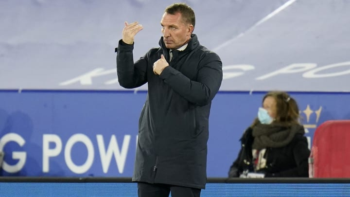 Leicester are not prepared to give up Brendan Rodgers