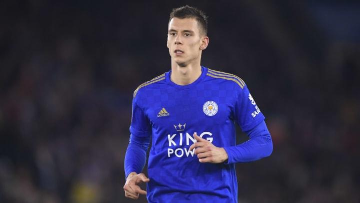 Filip Benkovic could finally start for Leicester on Sunday