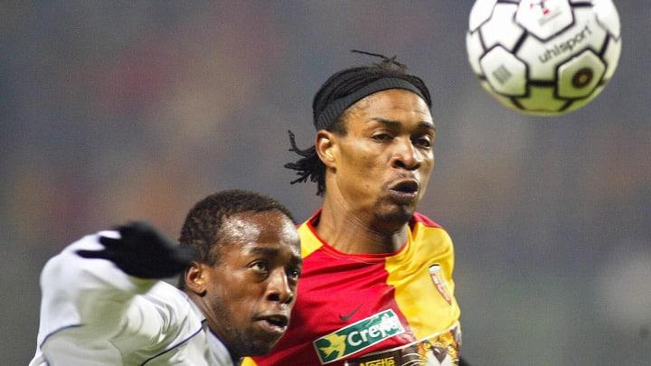 Lens' Cameroon's defender Rigobert Song
