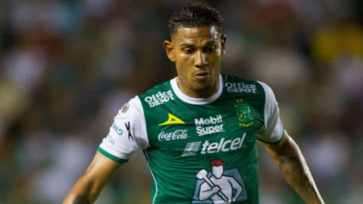 Alexander Mejia se sumó a Santa Fe tras jugar por varios años en la Liga MX con León y Monterrey