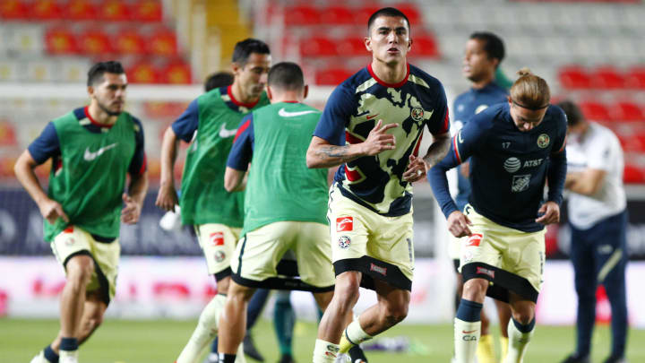 Leon v America - Torneo Guard1anes 2020 Liga MX