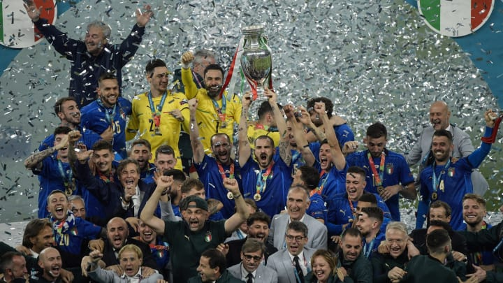 The reigning European champions