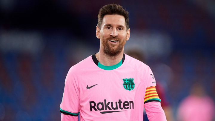 Leo Messi es el mejor en cada partido del Barcelona
