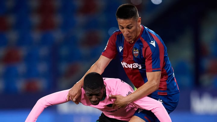 El Levante le quitó dos puntos importantes al Barcelona