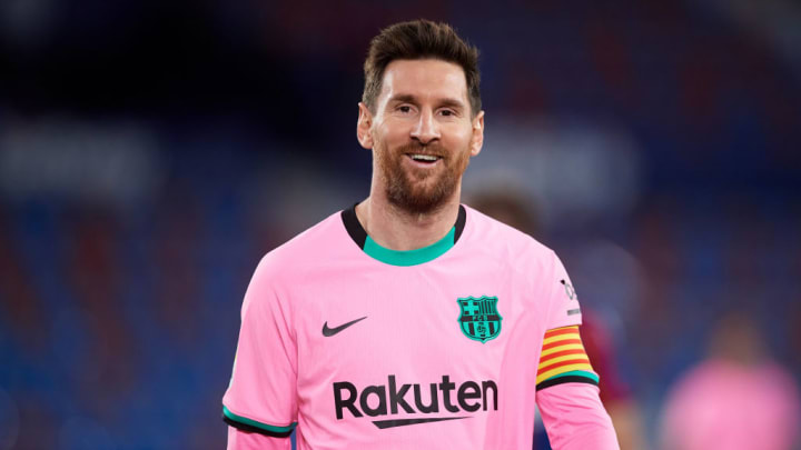 Lionel Messi peut toujours quitter Barcelone.