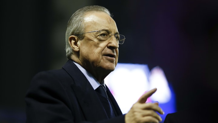 Real Madrid president has been branded as 'VARentino' by Toni Freixa