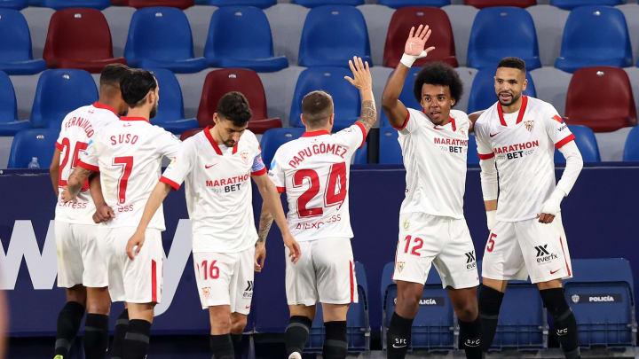 Sevilla winning La Liga would be as good as Leicester's Premier League triumph