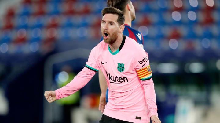 Lionel Messi va finir une nouvelle fois meilleur buteur de la Liga.