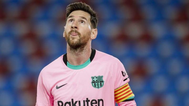 Messi não vai renovar com o Barcelona