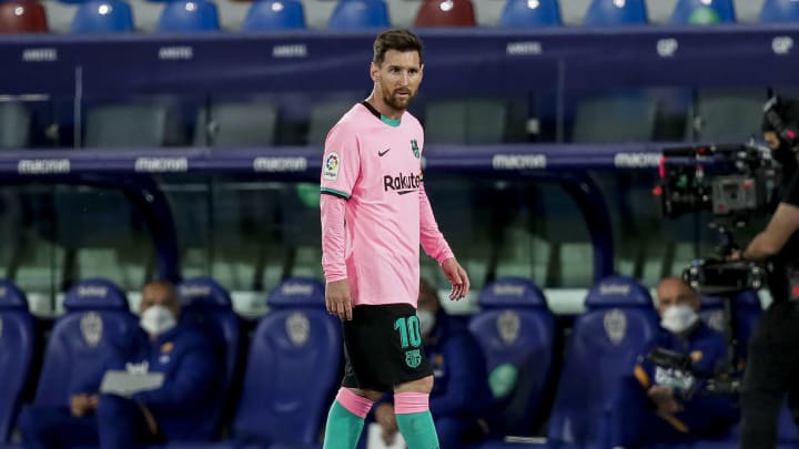Lionel Messi might not feature for Barcelona until January