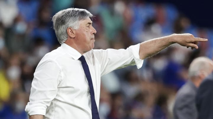Carlo Ancelotti returned to the managerial hot seat in the summer
