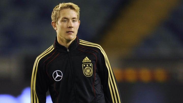 Lewis Holtby, midfielder of the German n