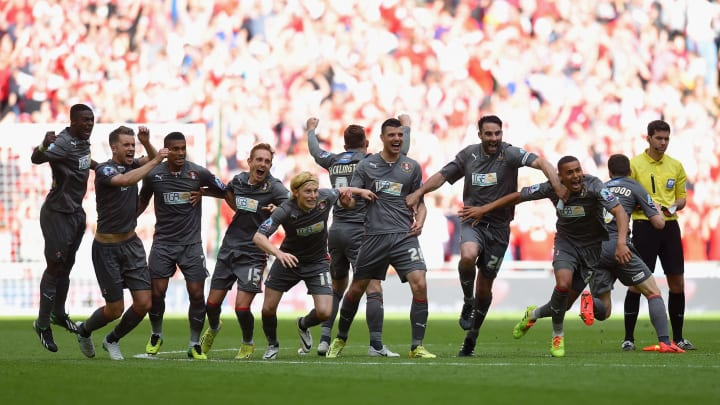 Leyton Orient v Rotherham United - Sky Bet League One Playoff Final