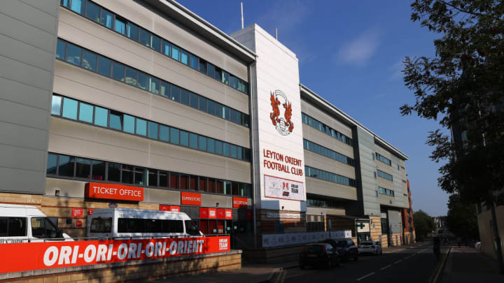 Leyton Orient v Tottenham Hotspur - Carabao Cup Third Round