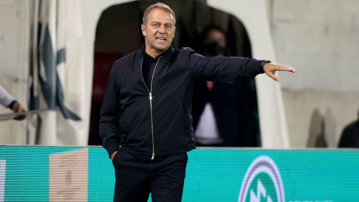 Hansi Flick sieht bei der DFB-Elf noch Verbesserungspotenzial