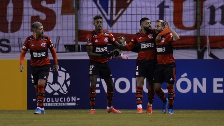 Flamengo encara o La Calera, no Chile, nesta terça-feira