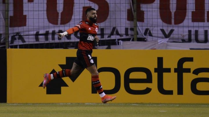 O Flamengo encara o Defensa y Justicia pelas oitavas de final da Conmebol Libertadores.