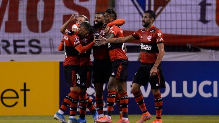 Bruno Henrique Flamengo LDU Libertadores Volta Redonda Campeonato Carioca