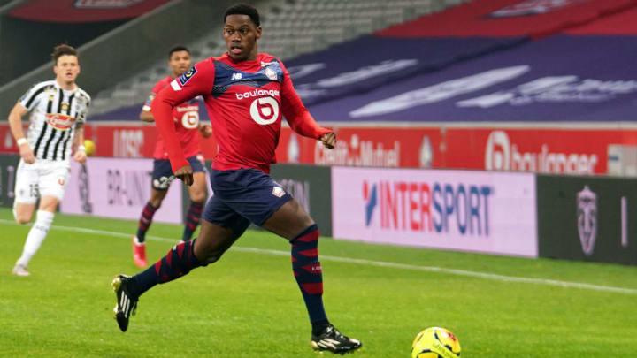 Lille OSC v Angers SCO - Ligue 1