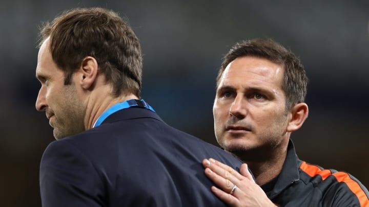 Petr Cech, Frank Lampard